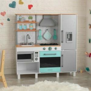 Gourmet Chef Spielküche Mit EZ Kraft Assembly - Kidkraft (53421)