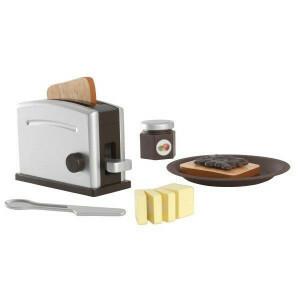 Holz Espresso Toaster Set - Kidkraft (63373)