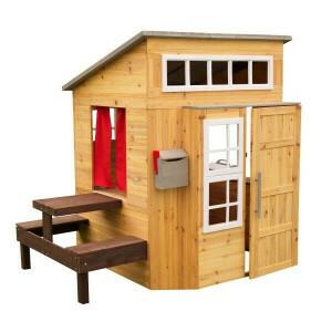 Modernes Gartenspielhaus - Kidkraft (00182)