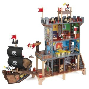 Holz Piratenbucht Spielset - Kidkraft (63284)
