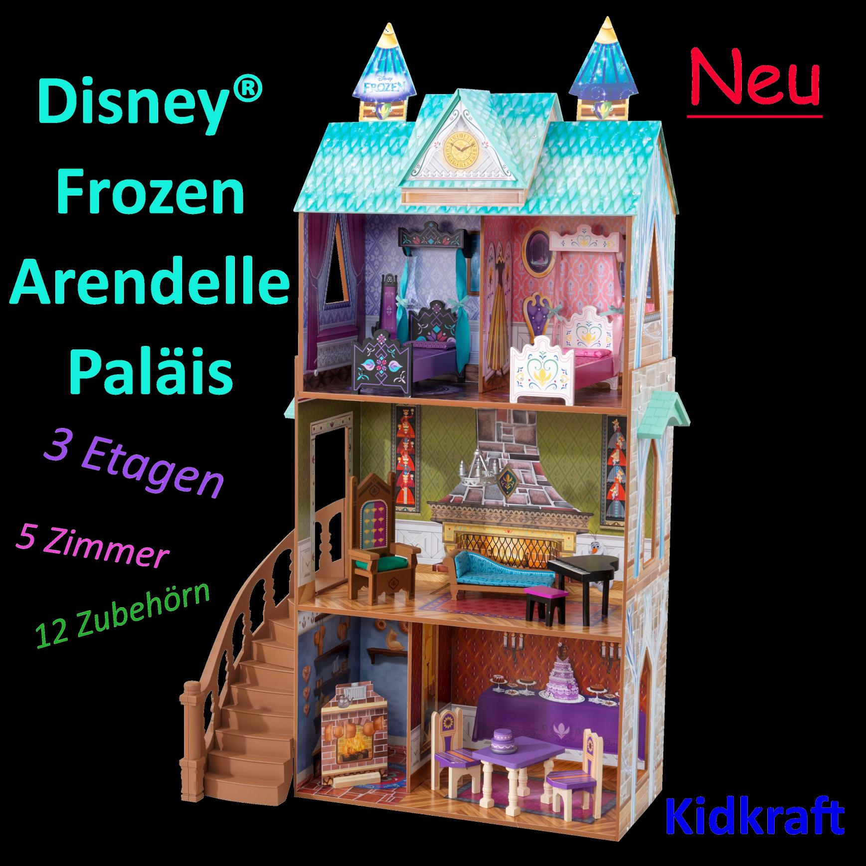 Disney® Frozen Arendelle Paläis - Kidkraft (65945)
